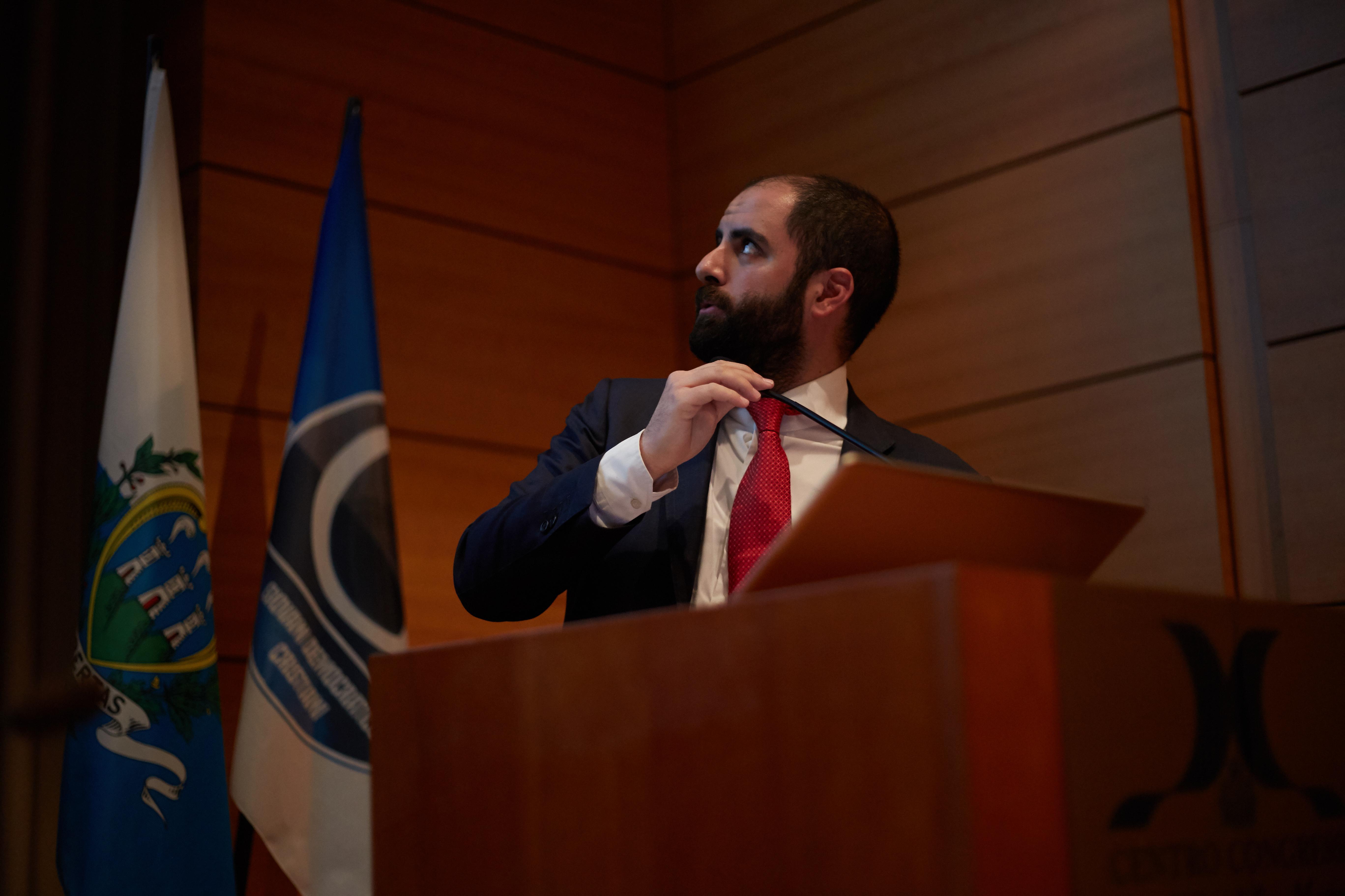 XVI Congresso GDC: Intervento del Avv. Alessandro Bugli