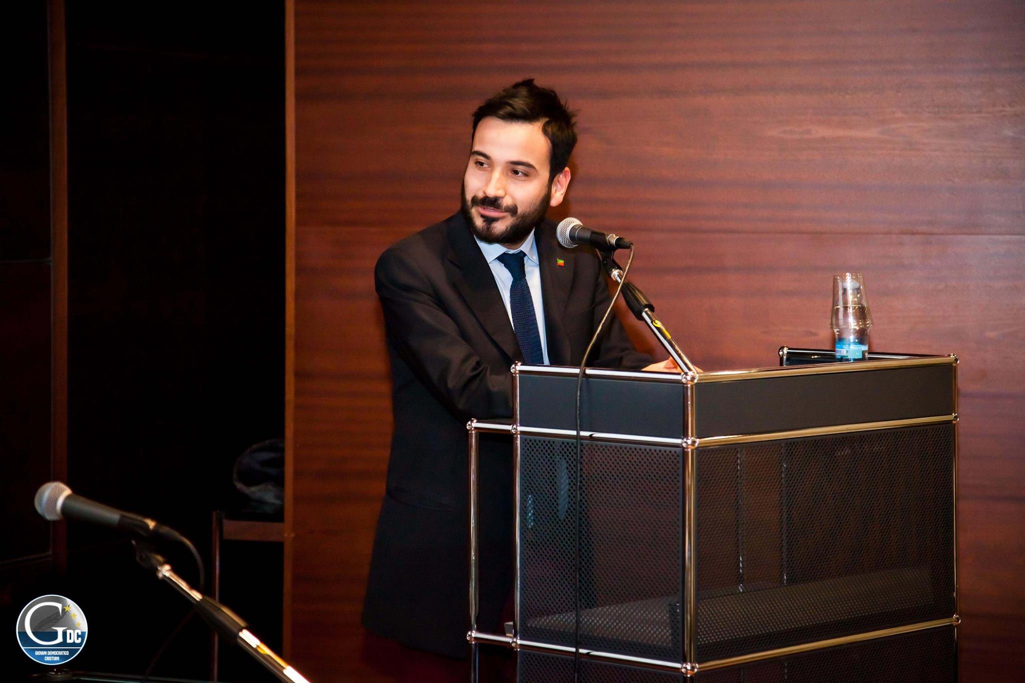 XVI Congresso GDC: Intervento di Claudio Brighi Forza Italia