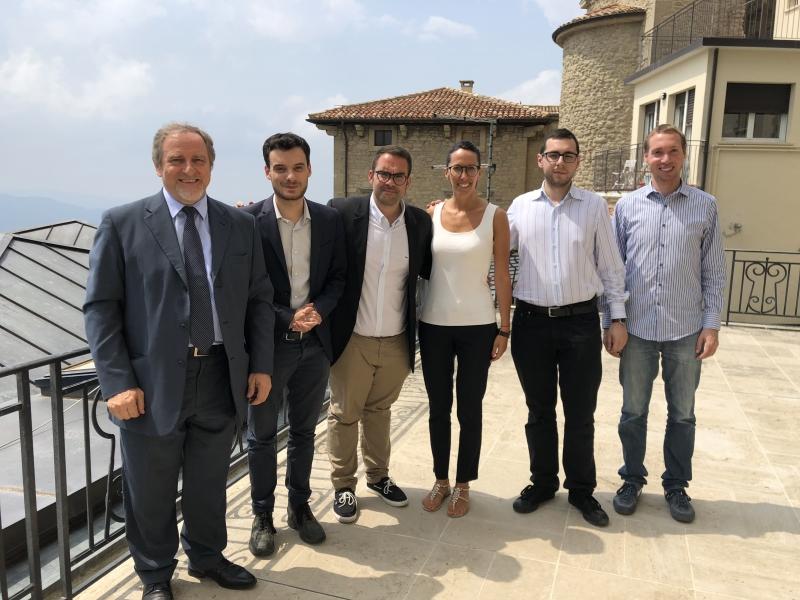 I Gdc Incontrano Il Presidente Dell'european Democrat Students: Nuove Opportunita' Di Formazione