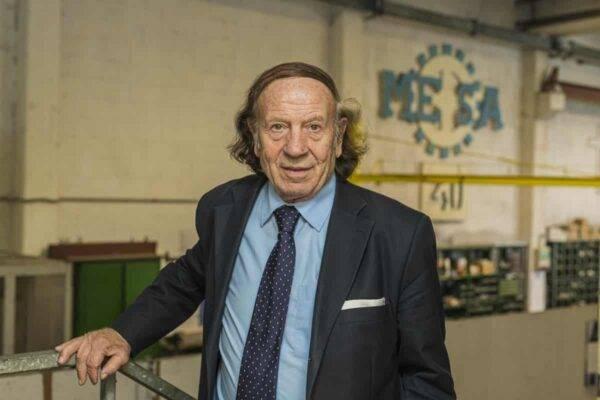 IL CORDOGLIO DEL PDCS PER LA MORTE DELL'AMICO GIAN FRANCO TERENZI
