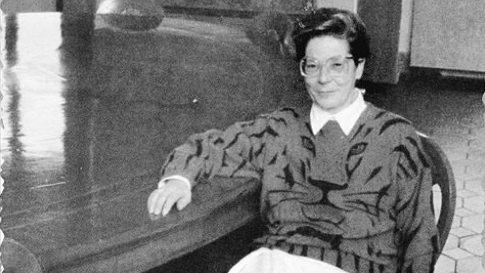 Il ricordo di Clara Boscaglia a 30 anni dalla scomparsa