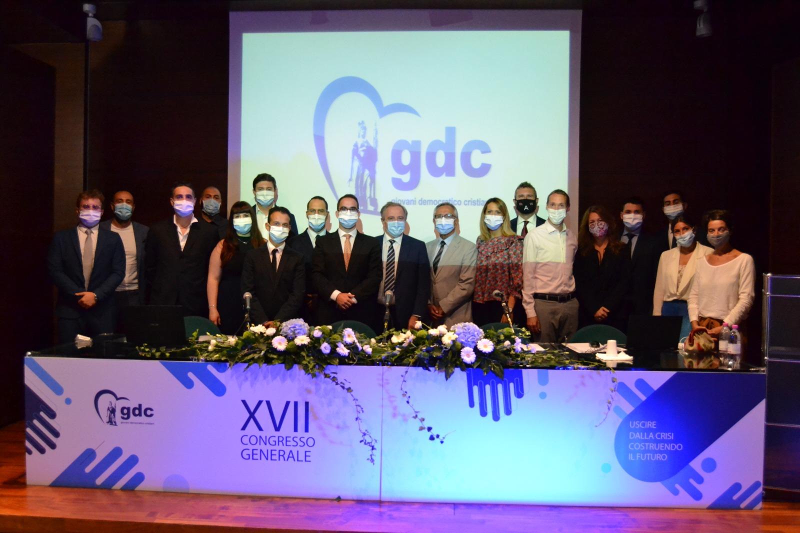 Concluso il XVII Congresso dei GDC
