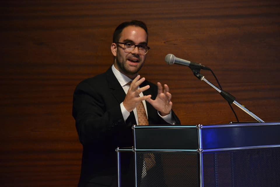 XVII Congresso GDC: l'intervento di Lorenzo Bugli