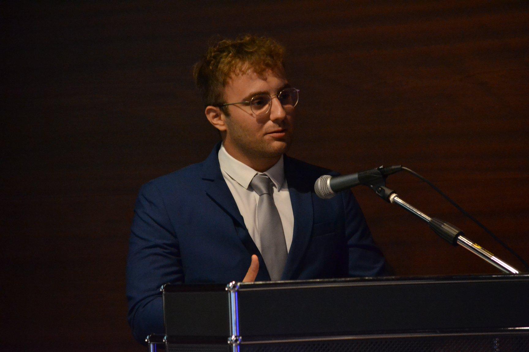 XVII Congresso GDC: l'intervento di Alessandro Camassa