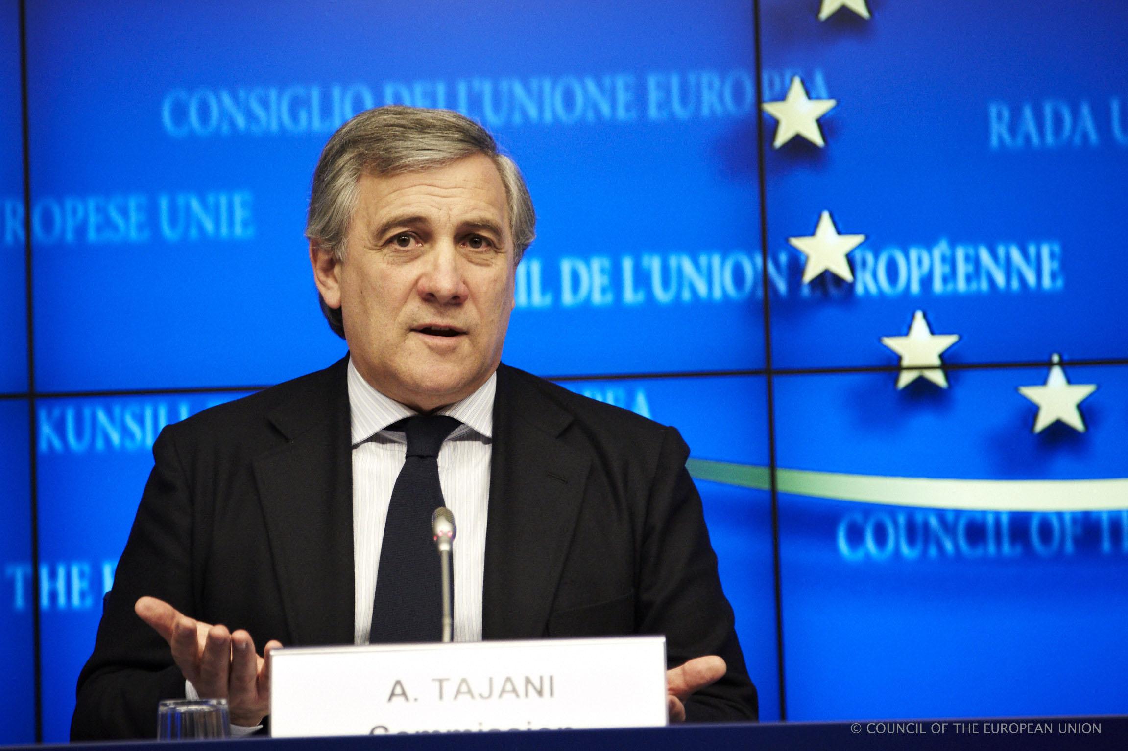 Saluti di Antonio Tajani in occasione del XXI Congresso PDCS