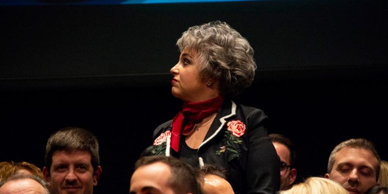 """Paola Barbara Gozi interviene sull'Istanza d'Arengo volta a promuovere la costituzione di un """"Ente preposto"""" alla """"difesa e promozione del rispetto e del dialogo civile e della tolleranza"""""""