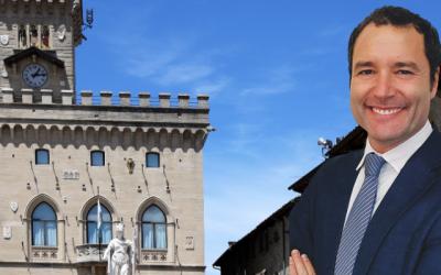 Il Vice Segretario Manuel Ciavatta interviene in comma Comunicazioni