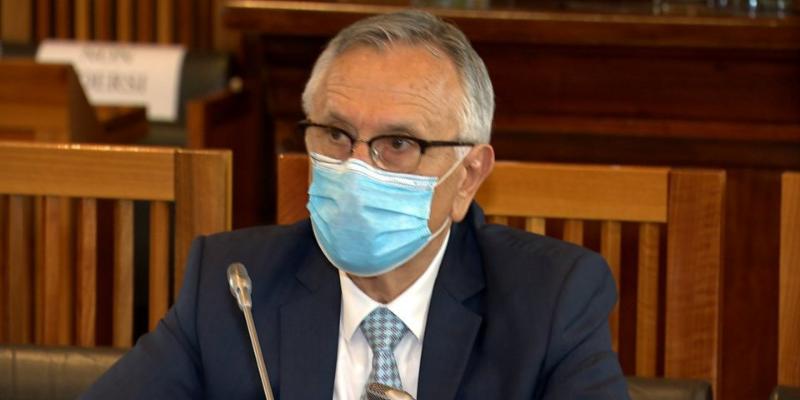Pasquale Valentini interviene in CGG
