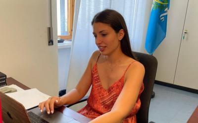 Sara Marinelli eletta responsabile del gruppo di lavoro Woman Empowerment and Gender Equality dell'European Democrat Students