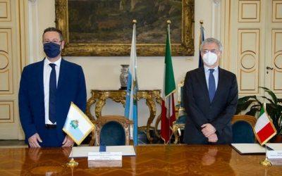 Scambio di lettere fra Italia e San Marino sulla fatturazione elettronica