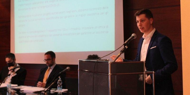 Assemblea programmatica GDC 2021 – Gian Marco Gatti: la sanità
