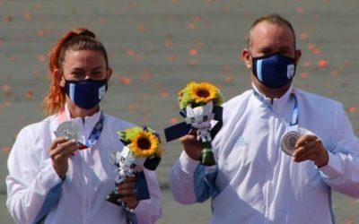 Perilli-Berti argento ai Giochi Olimpici di Tokyo