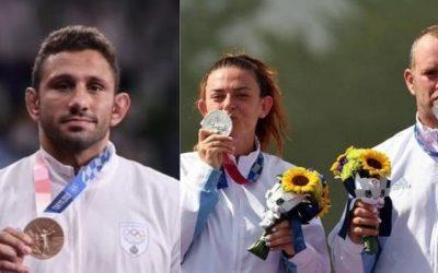 San Marino chiude le Olimpiadi con tre medaglie
