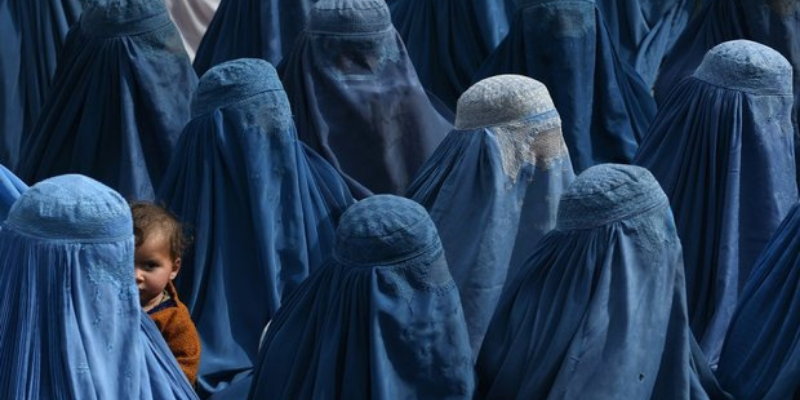 FOCUS: LE DONNE IN AFGHANISTAN